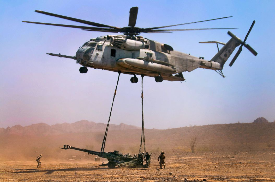 CH-53E Super Stallion helicopter military marines (21) wallpaper