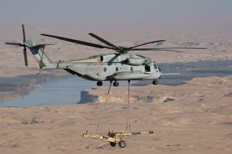CH-53E Super Stallion helicopter military marines (33)_JPG wallpaper