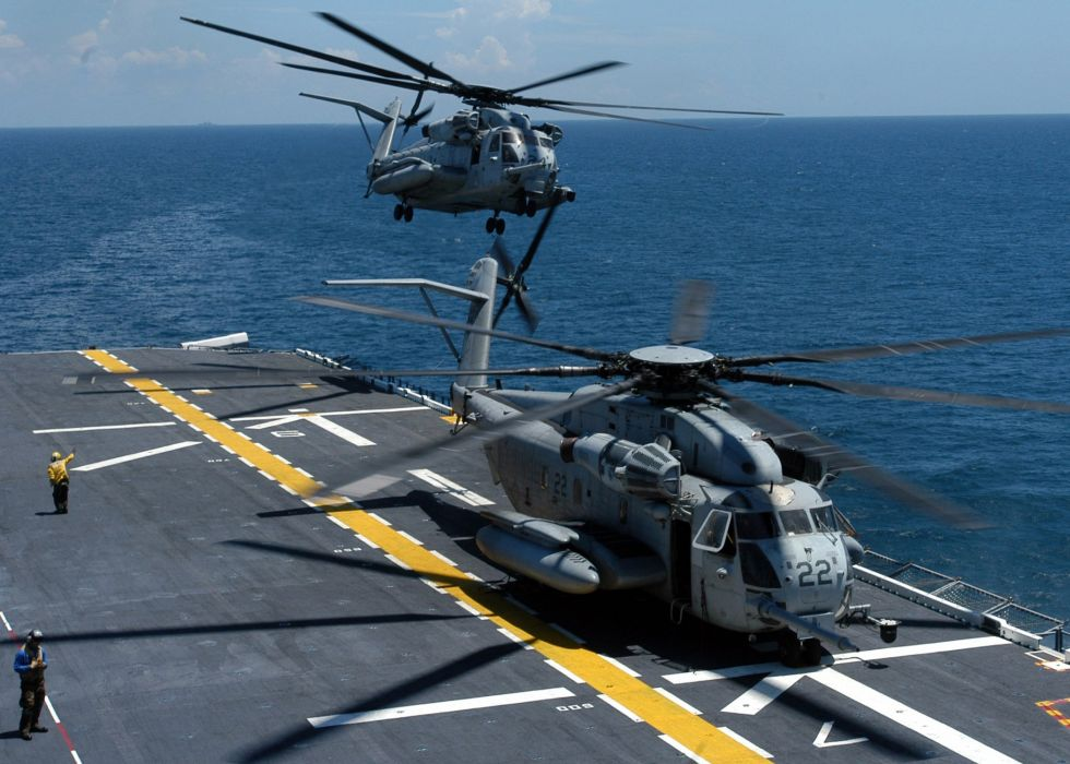 CH-53E Super Stallion helicopter military marines (38) wallpaper