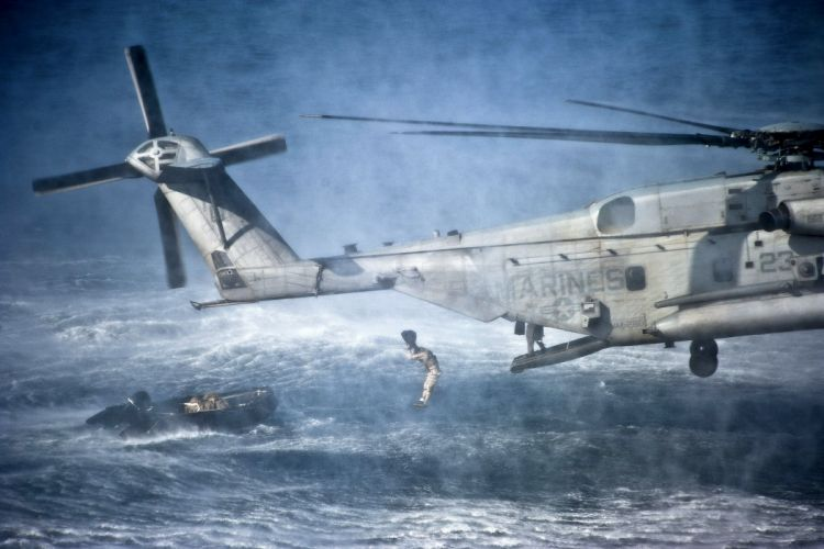 CH-53E Super Stallion helicopter military marines (50) wallpaper