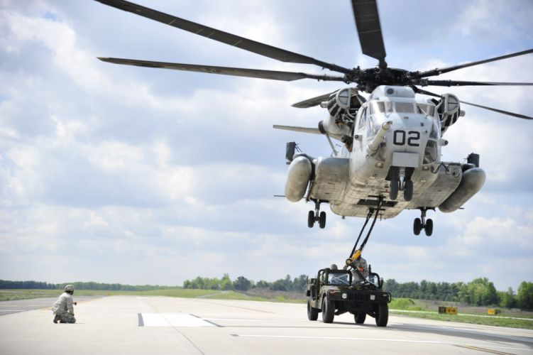 CH-53E Super Stallion helicopter military marines (61)_JPG wallpaper
