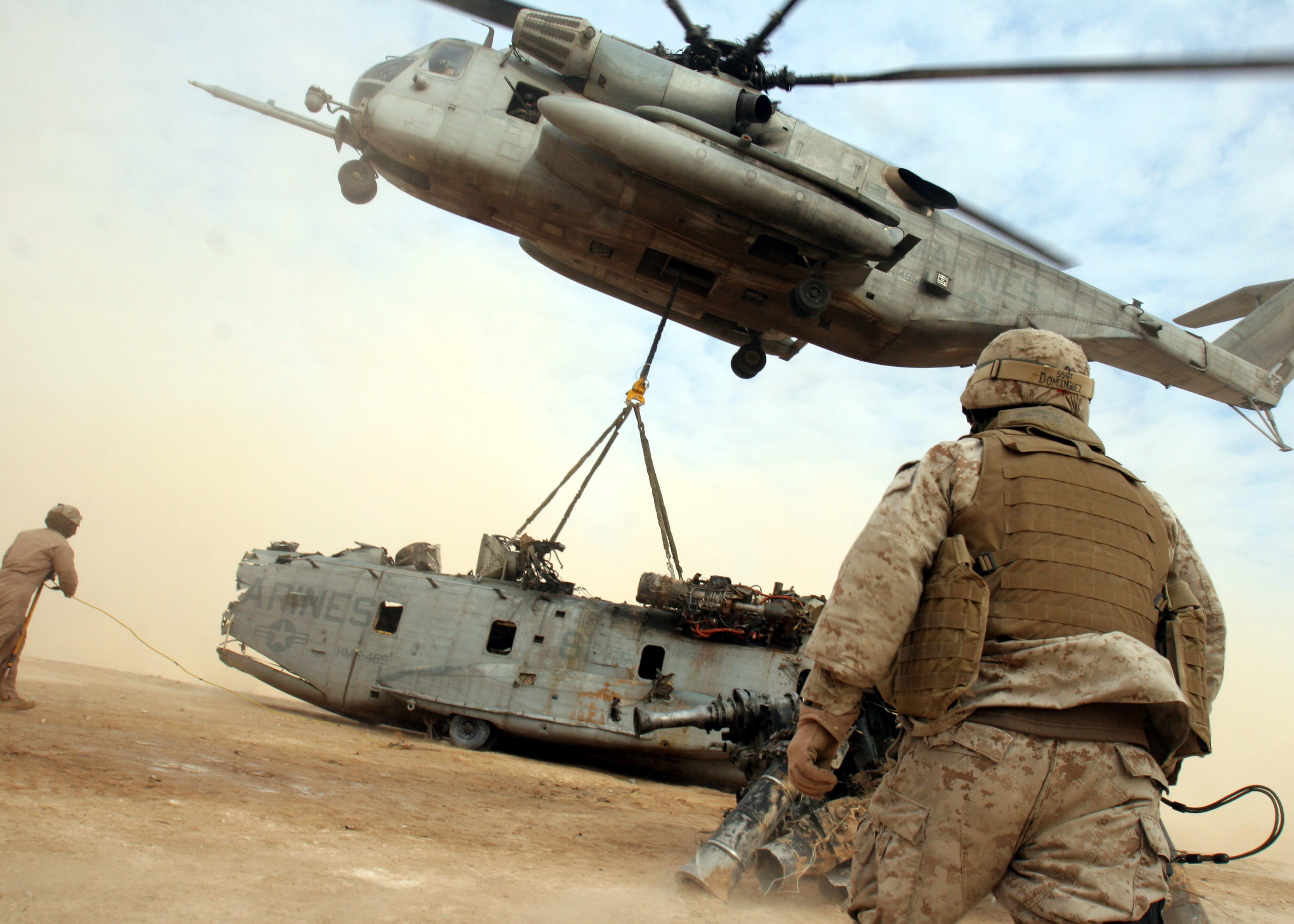 Ch 53e Super Stallion Helicopter Military Marines 77