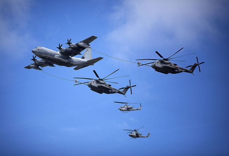 CH-53E Super Stallion helicopter military marines (72) wallpaper