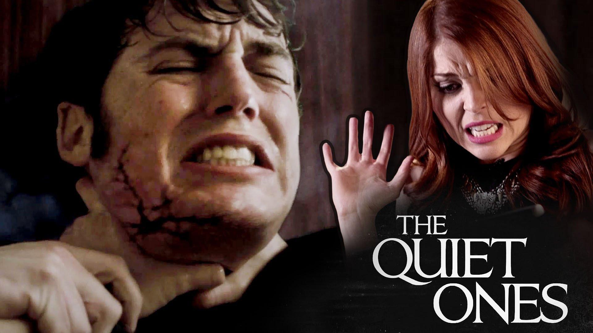 THE QUIET ONES horror dark Quiet Ones Movie Poster