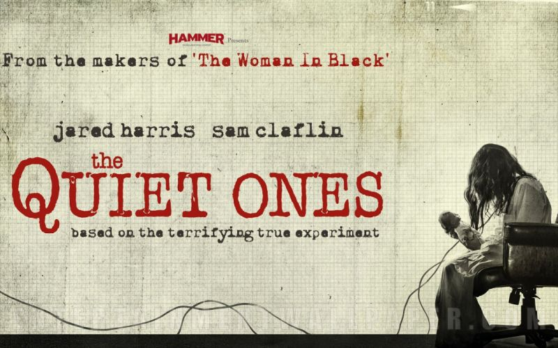 THE QUIET ONES horror dark movie film (28) wallpaper