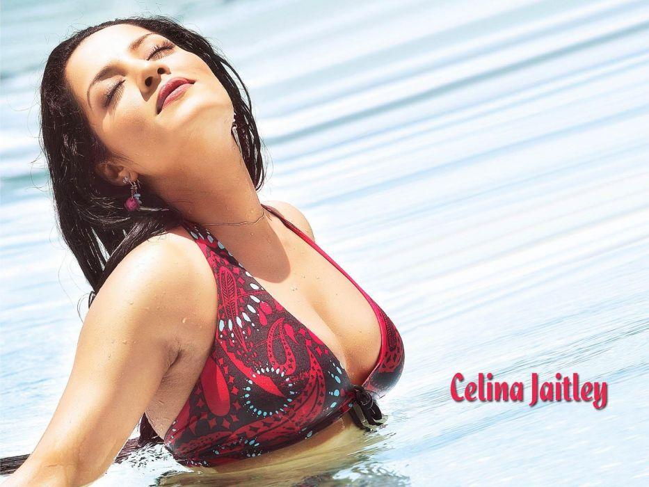CELINA JAITLEY bollywood actress model babe (27) wallpaper