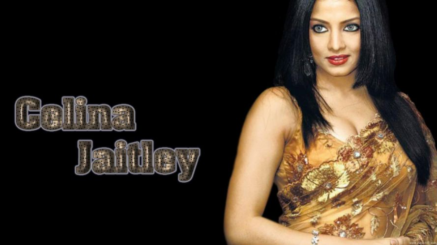 CELINA JAITLEY bollywood actress model babe (36) wallpaper