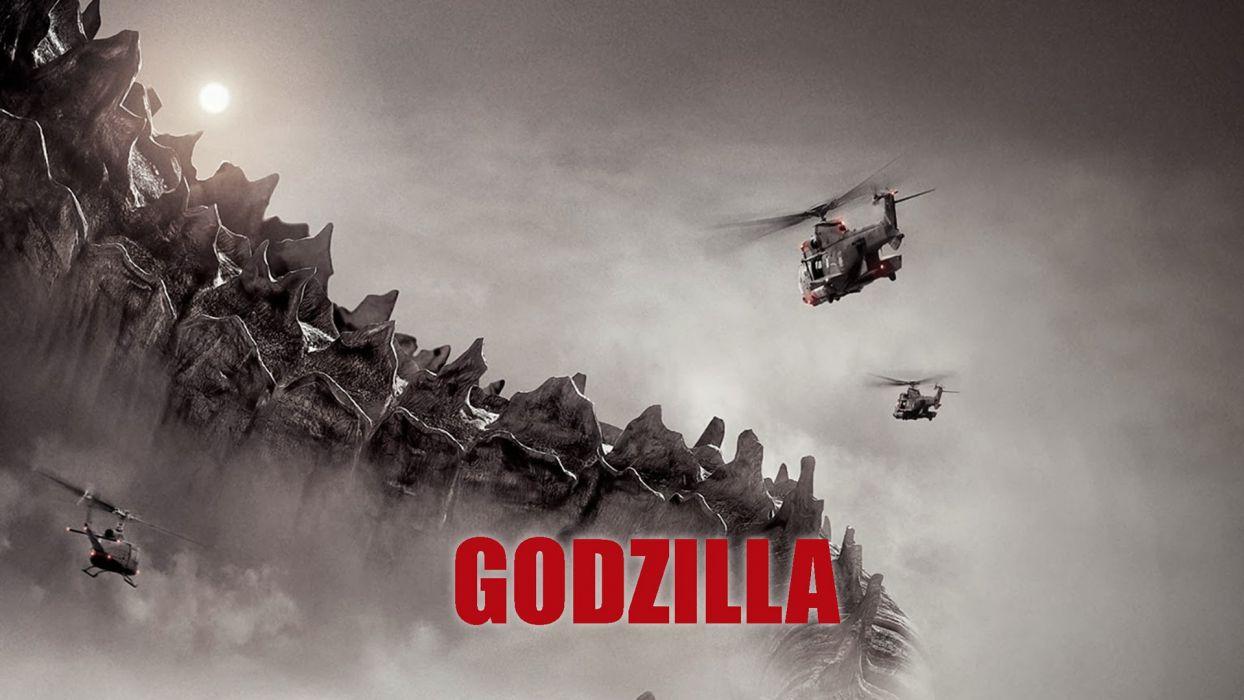 GODZILLA action adventure sci-fi fantasy monster dinosaur horror (4) wallpaper