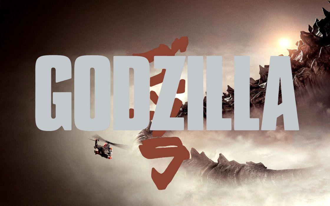 GODZILLA action adventure sci-fi fantasy monster dinosaur horror (11) wallpaper