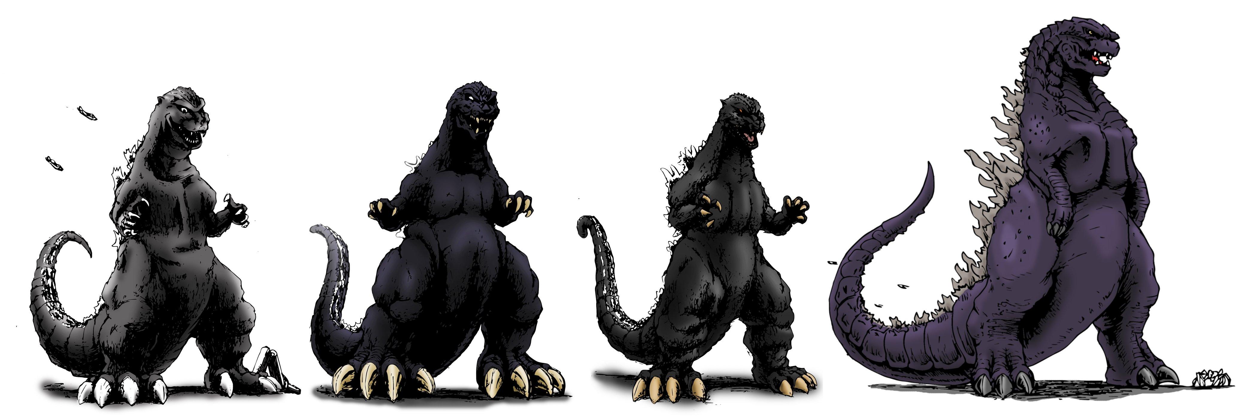 wallpaper godzilla monster dinosaur - photo #9