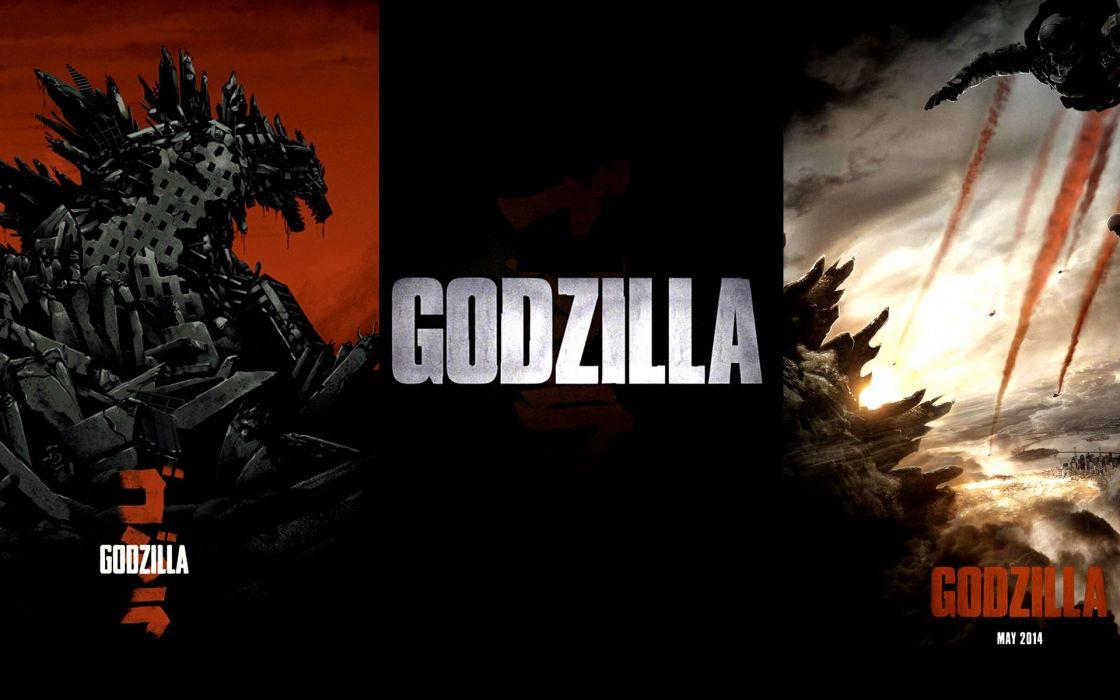 GODZILLA action adventure sci-fi fantasy monster dinosaur horror (34) wallpaper