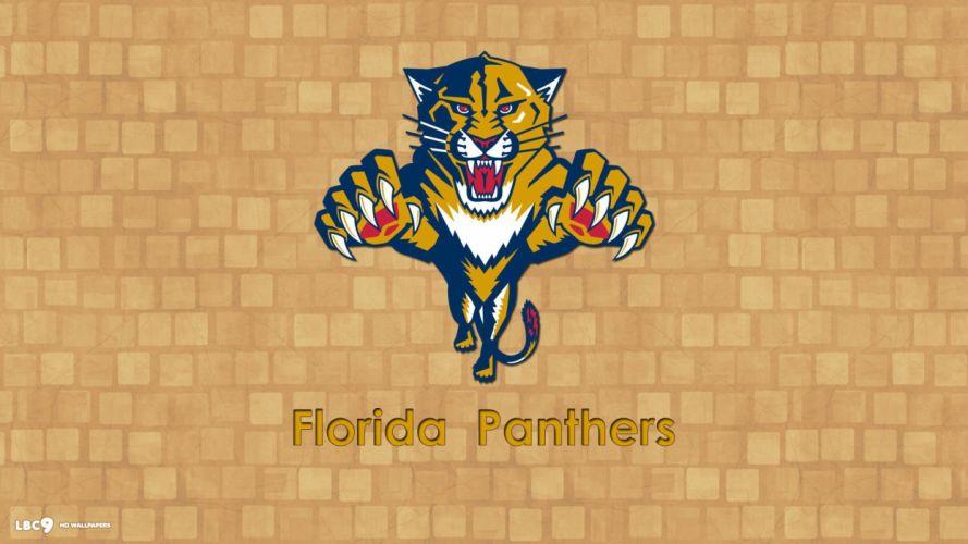 FLORIDA PANTHERS nhl hockey (5) wallpaper