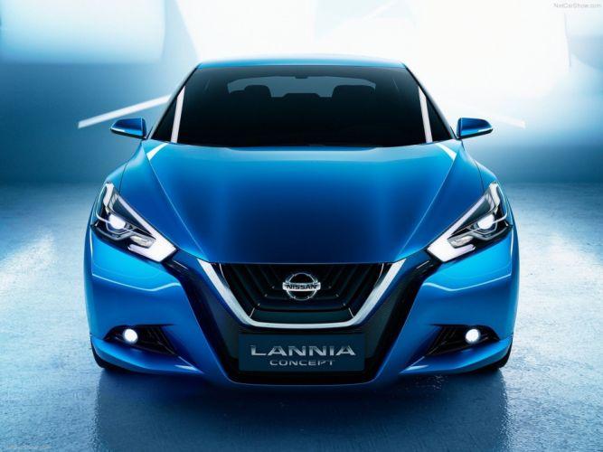 Nissan Lannia Concept 2014 wallpaper 1c 4000x3000 wallpaper