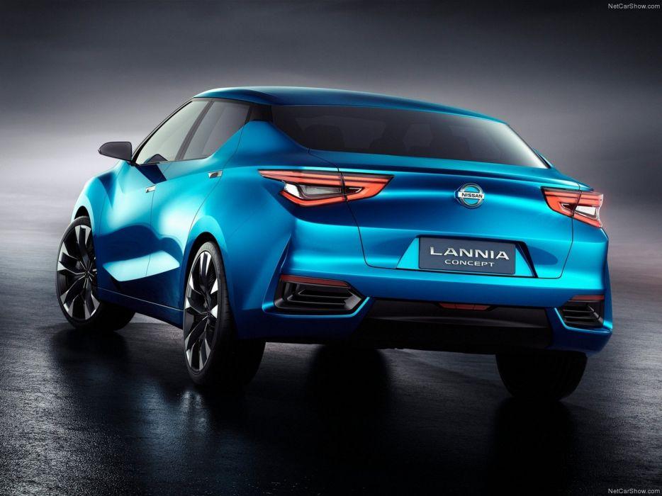 Nissan Lannia Concept 2014 wallpaper 1a 4000x3000 wallpaper