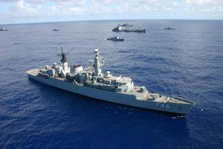 warship navy ship war Greenhalgh G048 4000x2668 wallpaper