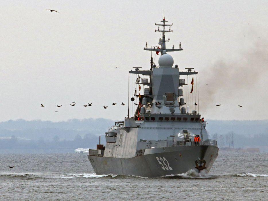 warship navy war ship red star Russia russian 2 4000x3000 wallpaper