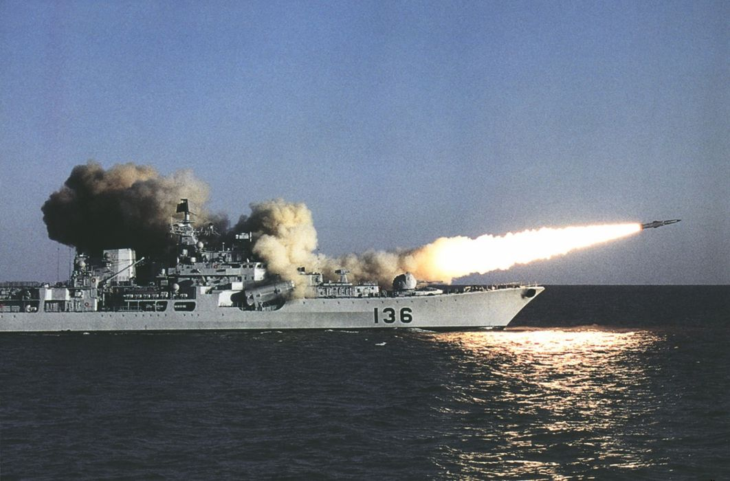 Russia navy russian warship ship war red star misile moskit 4000x2637 wallpaper
