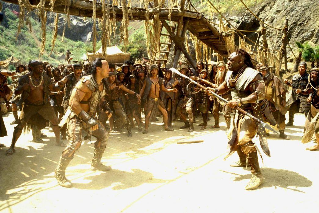 SCORPION KING action adventure fantasy film movie (19) wallpaper