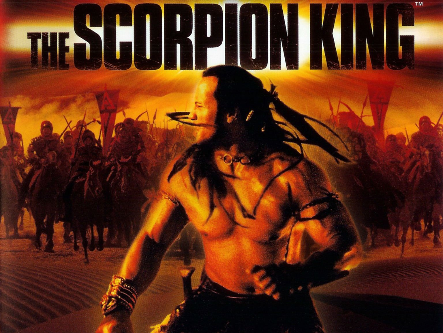Kelly Hu Wallpaper In Scorpion Scorpion King Images Pictures