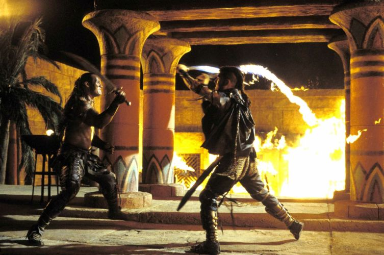 SCORPION KING action adventure fantasy film movie (37) wallpaper
