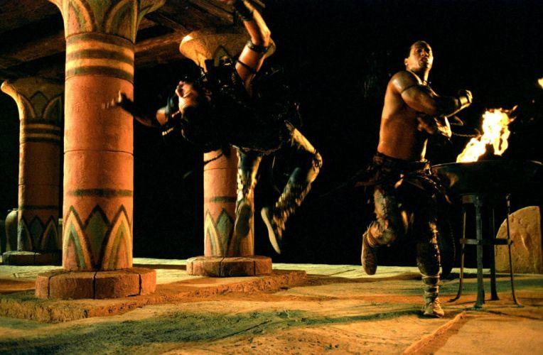 SCORPION KING action adventure fantasy film movie (36) wallpaper