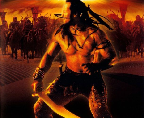 SCORPION KING action adventure fantasy film movie (39) wallpaper