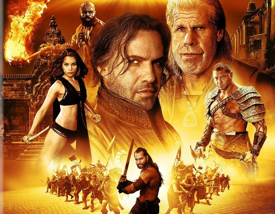 SCORPION KING action adventure fantasy film movie (42) wallpaper