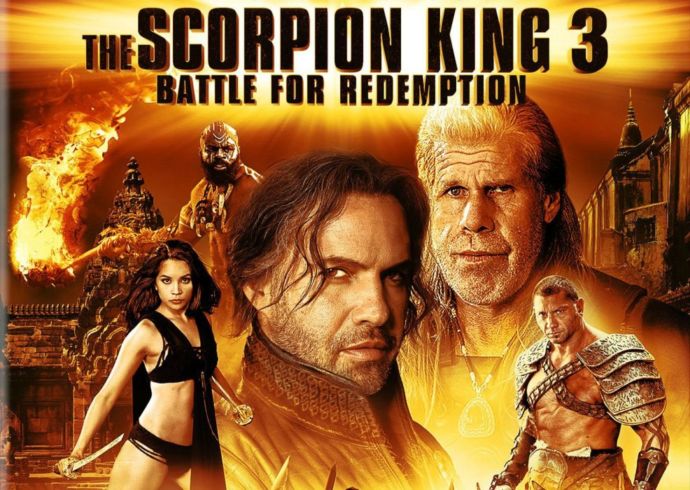 SCORPION KING action adventure fantasy film movie (43) wallpaper