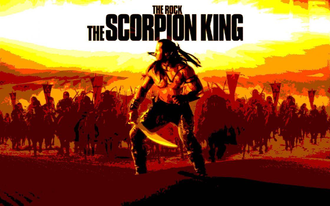SCORPION KING action adventure fantasy film movie (58) wallpaper