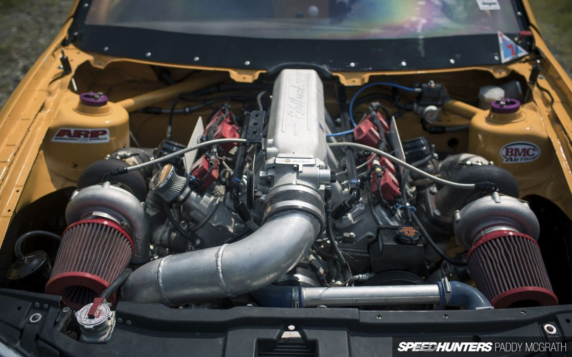 Volkswagem Golf LS1-V8 Dala Performance engine 8 4000x2500 wallpaper