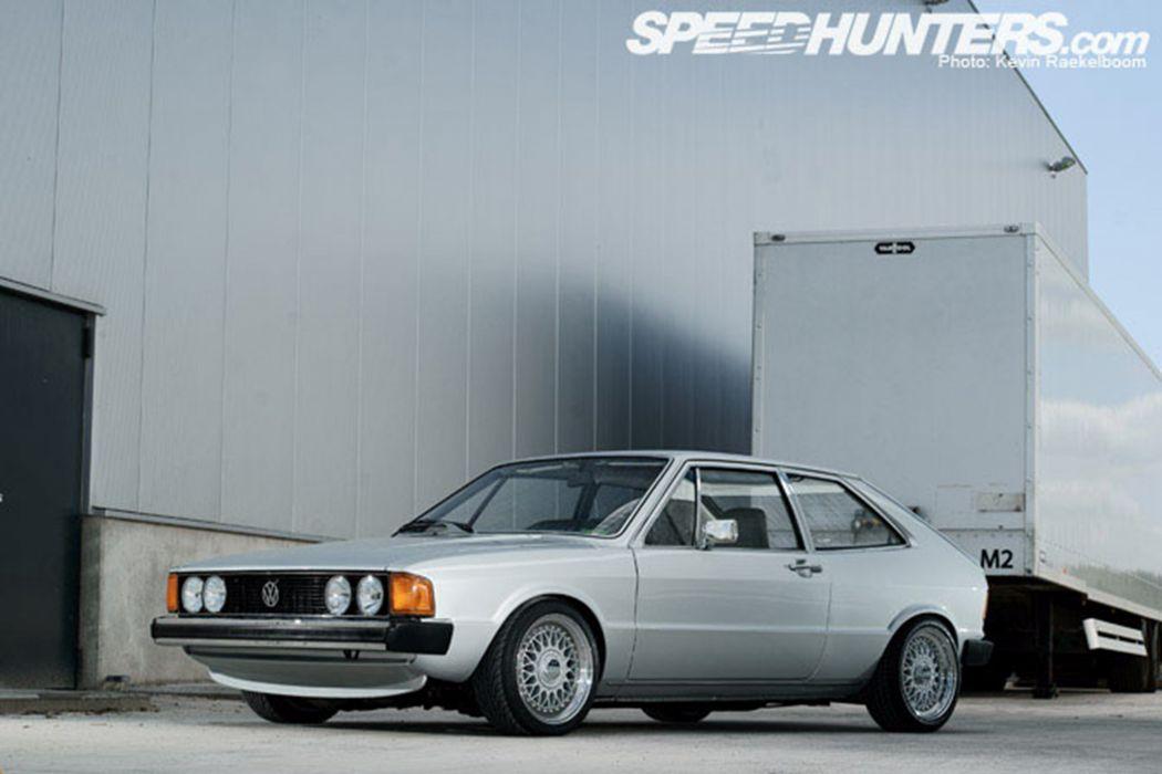 volkswagem car tunning scirocco classic 2 4000x2667 wallpaper