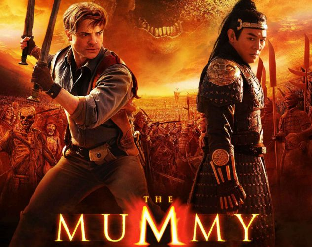 THE MUMMY action adventure fantasy movie film (2) wallpaper
