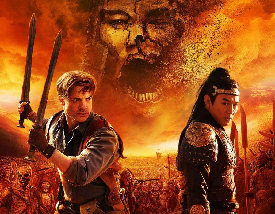 THE MUMMY action adventure fantasy movie film (1) wallpaper