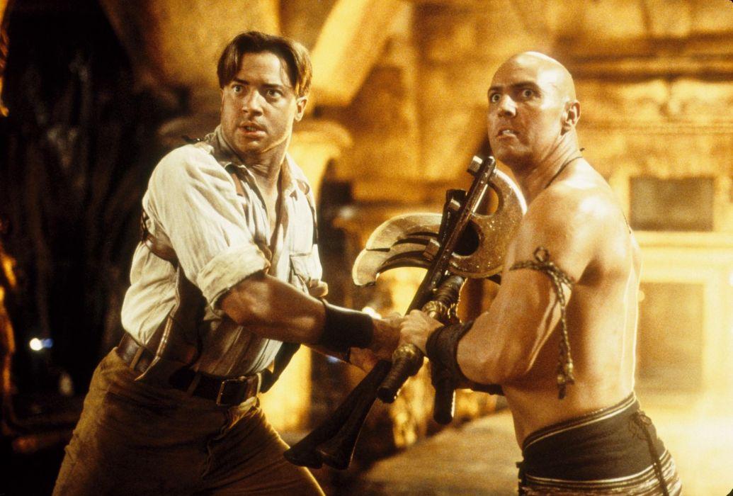 THE MUMMY action adventure fantasy movie film (14) wallpaper