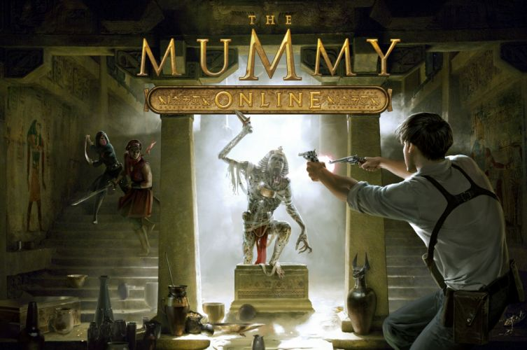 THE MUMMY action adventure fantasy movie film (15) wallpaper