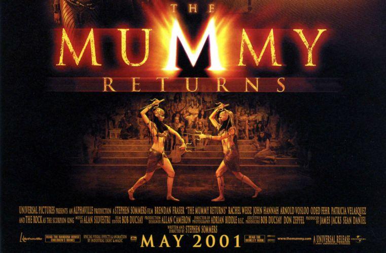 THE MUMMY action adventure fantasy movie film (17) wallpaper