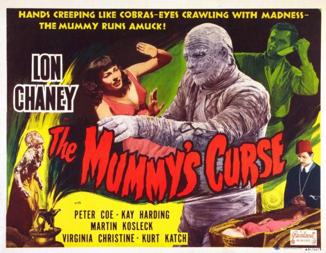 THE MUMMY action adventure fantasy movie film (37) wallpaper