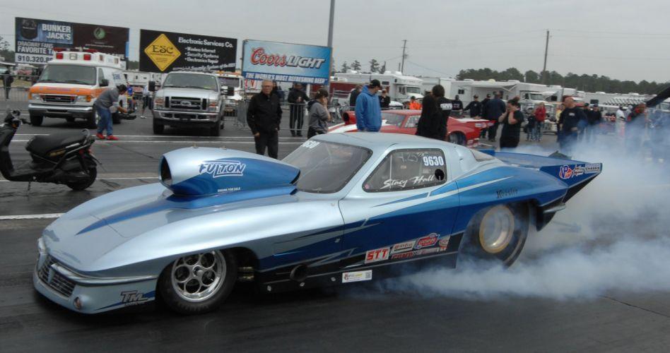 DRAG RACING hot rod rods race chevrolet corvette g wallpaper