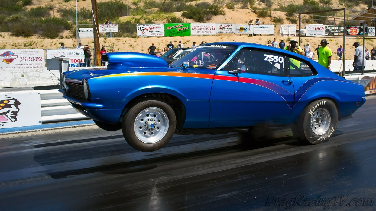 DRAG RACING hot rod rods race ford maverick     f wallpaper