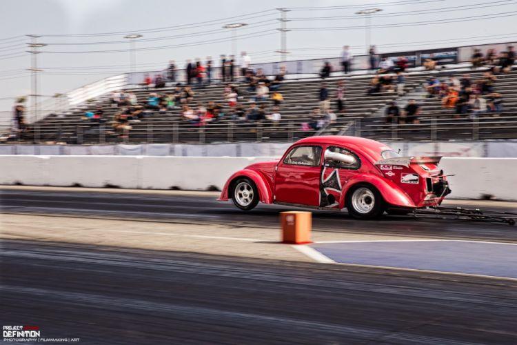 DRAG RACING hot rod rods race volkswagon beetle bug g wallpaper