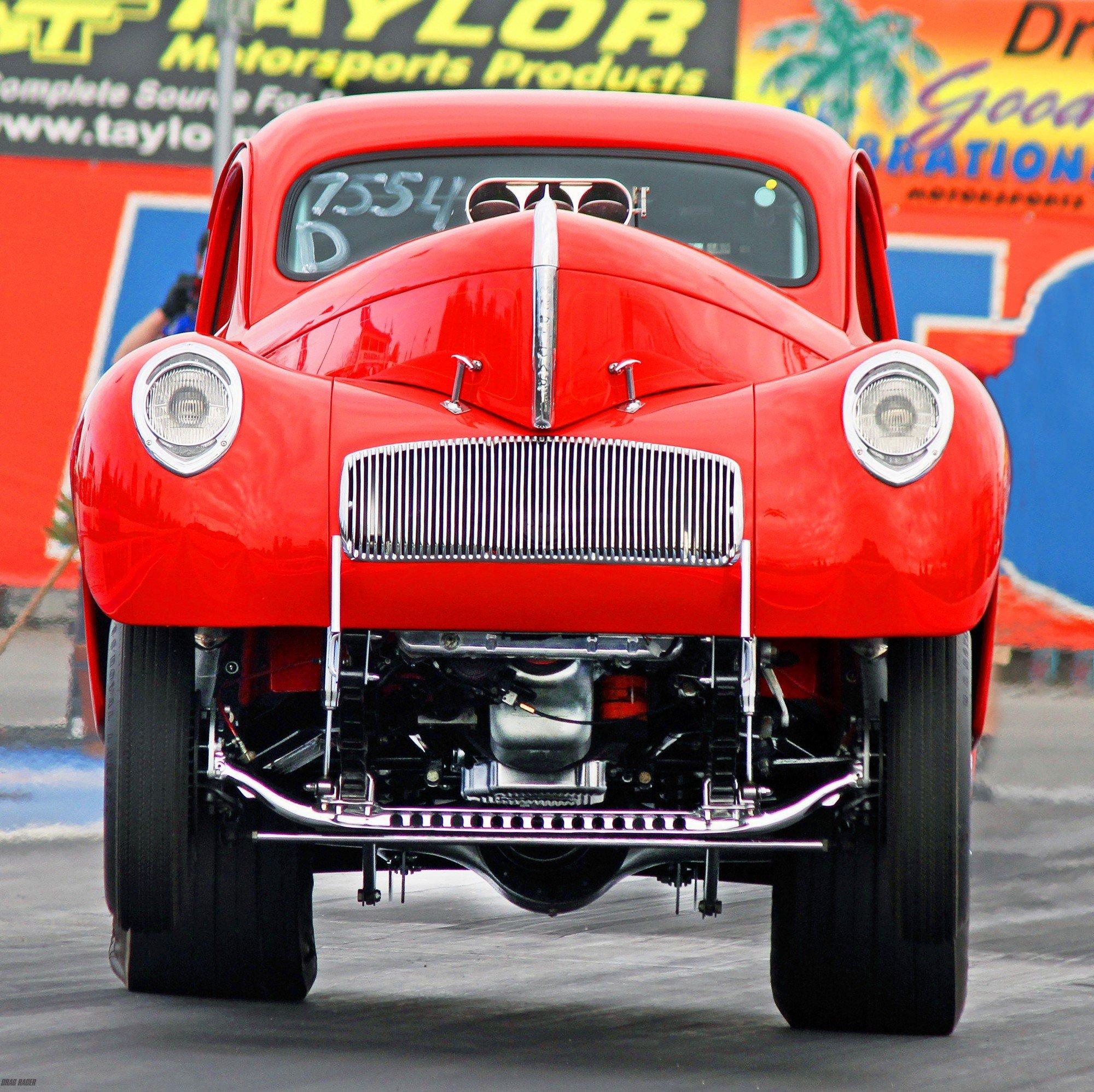 DRAG RACING Hot Rod Rods Race Willys Gasser F Wallpaper