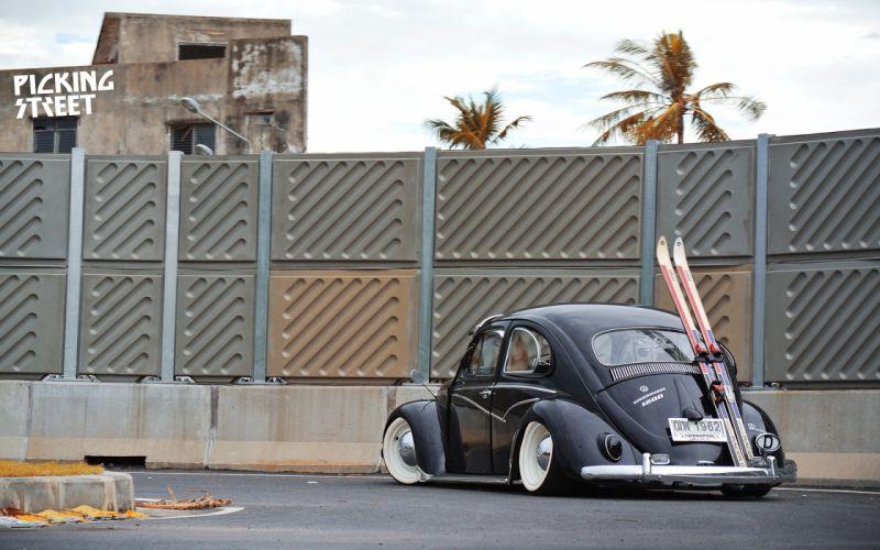 lowrider volkswagon beetle socal wheel gd wallpaper