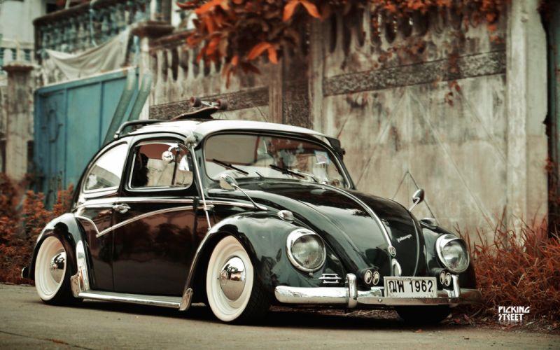 lowrider volkswagon beetle socal wheel gq wallpaper