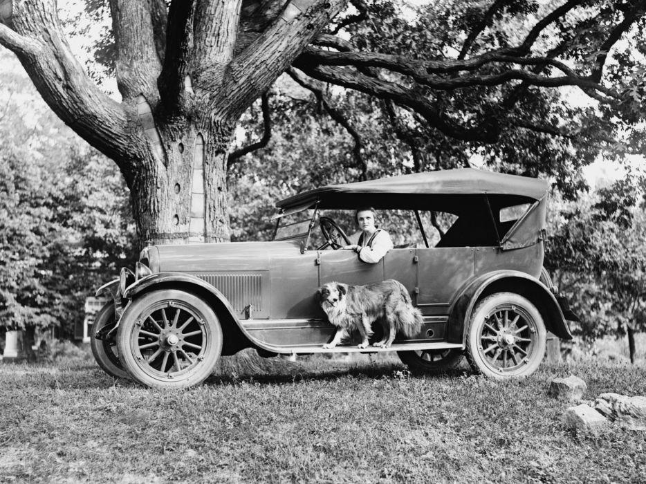 1920 Jordan Silhouette Touring retro    h wallpaper