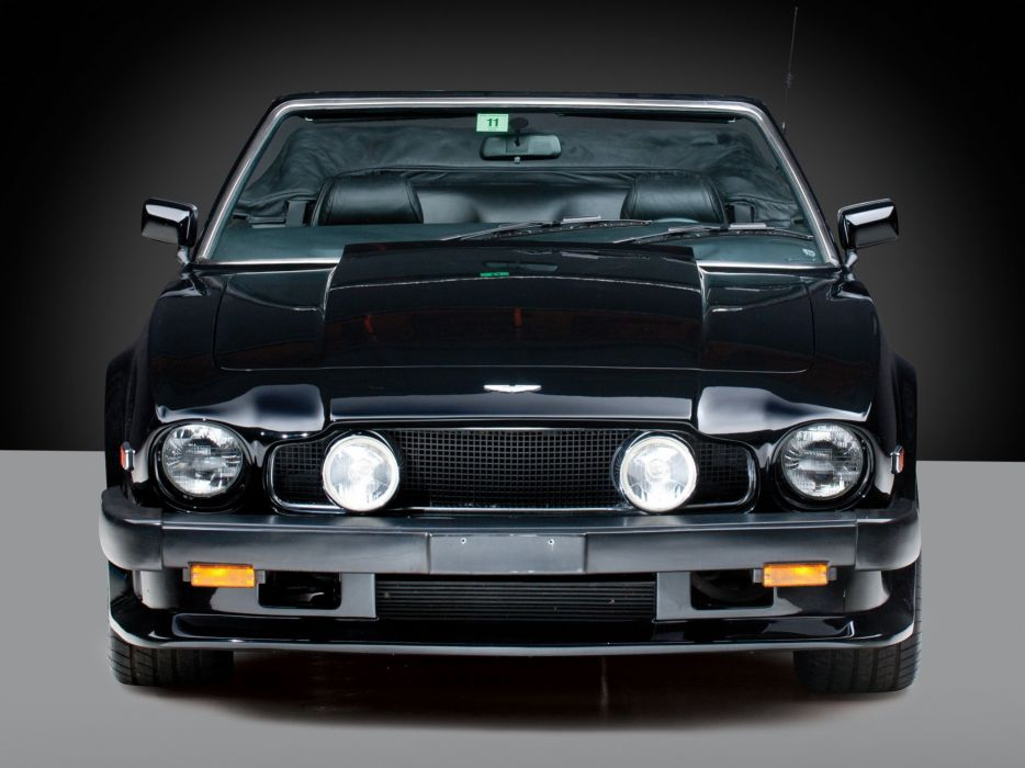 1986-89 Aston Martin V-8 Vantage Volante US-speNE ds wallpaper