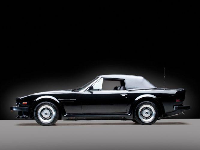 1986-89 Aston Martin V-8 Vantage Volante US-speNE d wallpaper