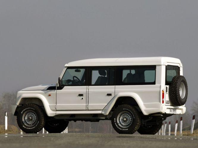 2007-11 Iveco Massif 5-door suv 4x4 awd fiat land rover defender h wallpaper