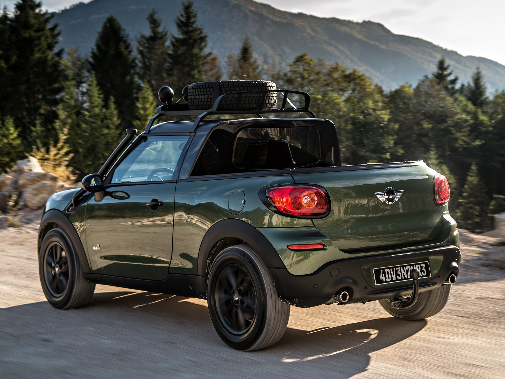 2017 Trucks >> 2014 MINI Paceman Adventure (R61) suv awd cooper pickup rt wallpaper | 2048x1536 | 344242 ...