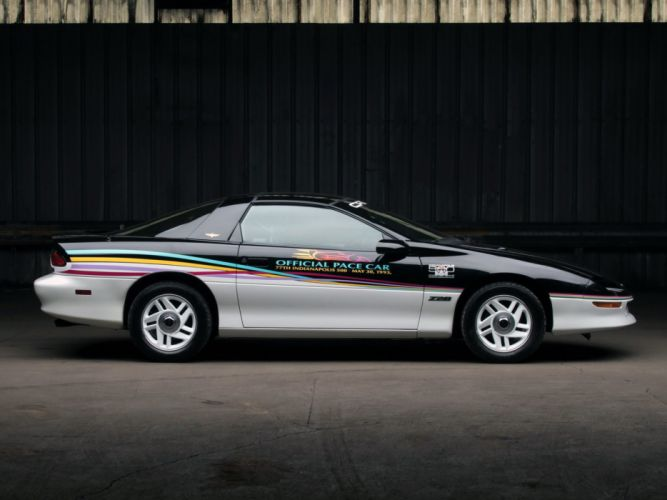 1993 Chevrolet Camaro Z28 Indy 500 Pace muscle race racing f wallpaper