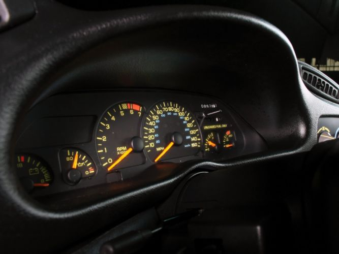 1993 Chevrolet Camaro Z28 Indy 500 Pace muscle race racing interior g wallpaper